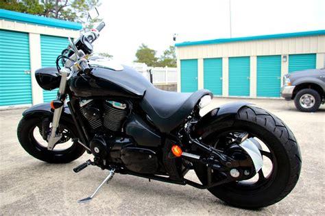 Suzuki M50 Parts by Suzuki 2007 M50 Boulevard Bobber Motorcycle