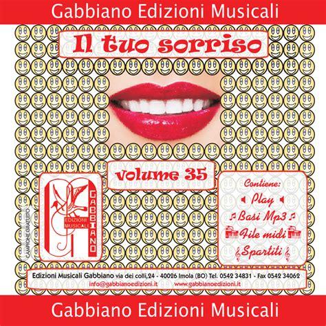 gabbiano edizioni musicali il tuo sorriso album gabbiano edizioni musicali