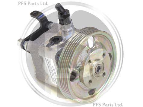xcii diesel   power steering pump check chassis