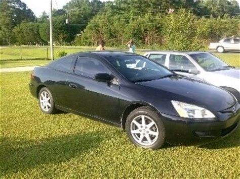 Honda Accord 2 Door Black by Purchase Used 2003 Honda Accord Ex Coupe 2 Door 3 0l V6