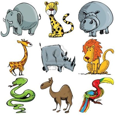 imagenes de animales vertebrados animados animales animados