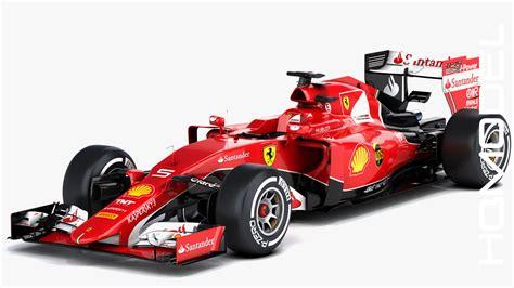 Sf15 T sf15 t formula 2015 3d model obj cgtrader