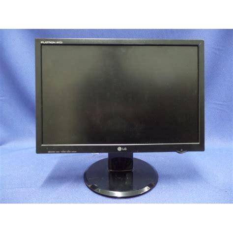 Monitor Lg E1642ca lg l206wtq widescreen lcd monitor allsold ca buy
