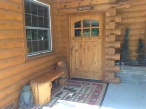 Log Cabin Front Doors Photo Gallery Modulog Industries Inc