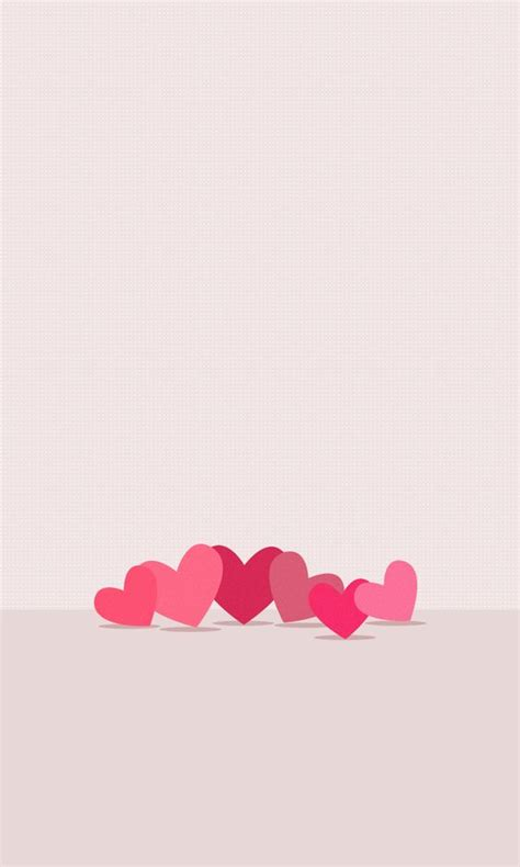 love wallpaper for chat pink hearts love whatsapp wallpaper