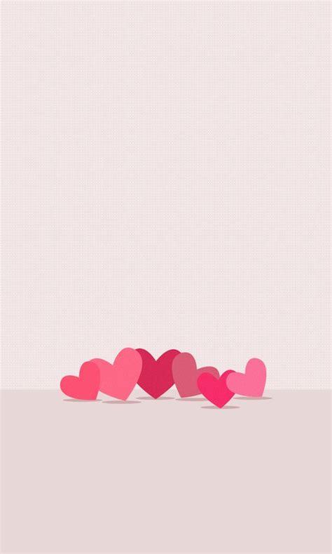 wallpaper whatsapp love pink hearts love whatsapp wallpaper