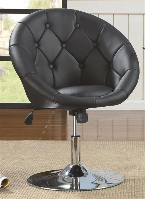 Black Metal Swivel Chair Steal A Sofa Furniture Outlet Metal Swivel Chair