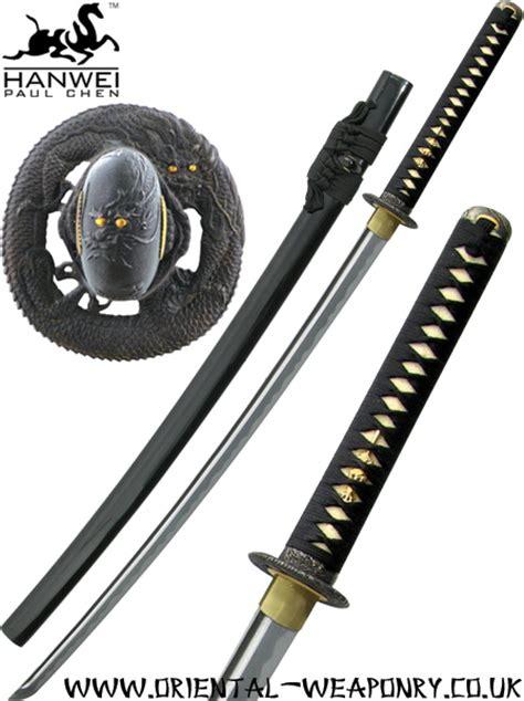 hanwei shinto katana shinto samurai swords 187 forged samurai swords