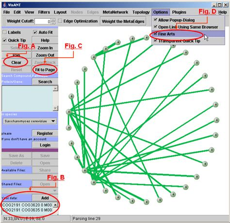 applying weighted average filter tutorial tutorial create filter the weighted network