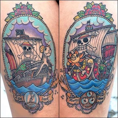 tattoo chopper one piece collection of 25 one piece tattoo