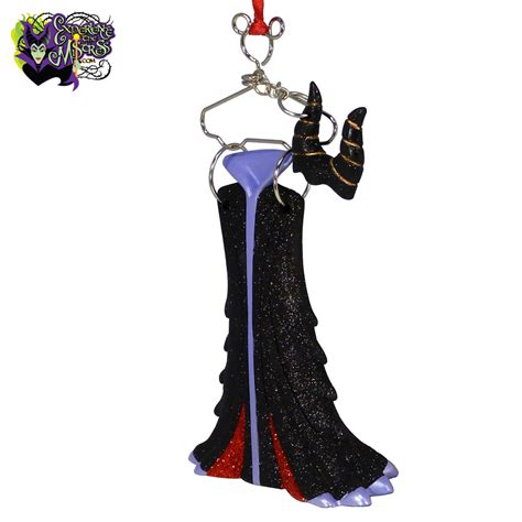 disney parks costume ornament collection disney villains 3d character hanging