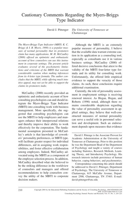 myers briggs letters pdf cautionary comments regarding the myers briggs type 1506