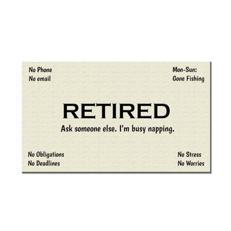 retirement card template retirement business cards free images card design and