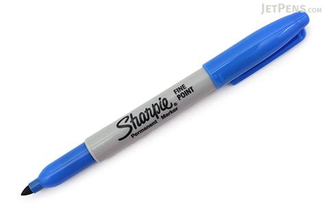 Murah Sharpie Point Permanent Marker Blue sharpie electro pop permanent marker point techno blue jetpens