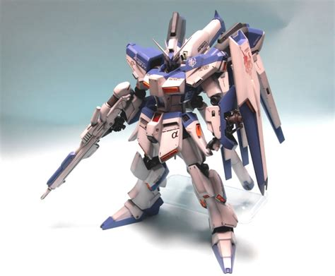 wallpaper nu gundam mg 1 100 nu gundam old kit converted in hi nu gundam
