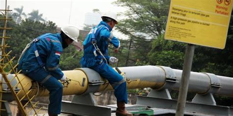 bph migas target  kabupaten tersambung jaringan gas bumi
