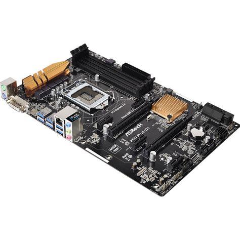Asrock Z170 Pro4 1151 asrock z170 pro4 d3 intel z170 so 1151 dual channel ddr3 atx retail intel sockel mindfactory de