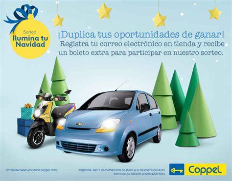 coppel sorteo auto 2016 promociones descuentos y ofertas en coppel 2017