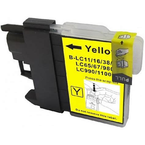 Ink Cartridge Lc67y lc67y yellow compatible ink cartridge ink hub
