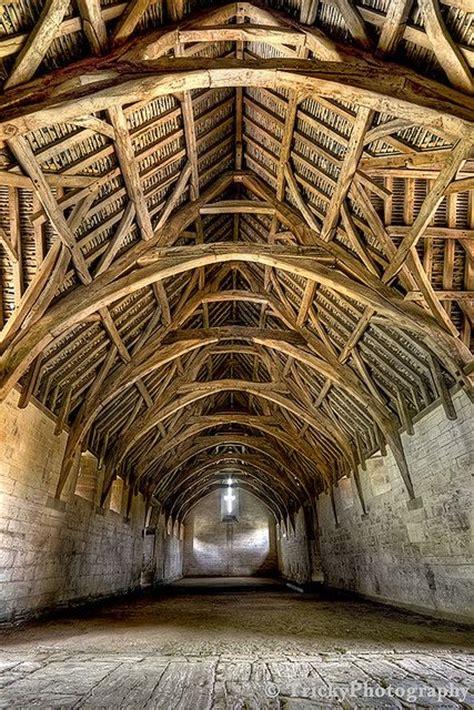 Cing La Grange Du Pin by Tithe Barn 14th Century Barns And Built Ins