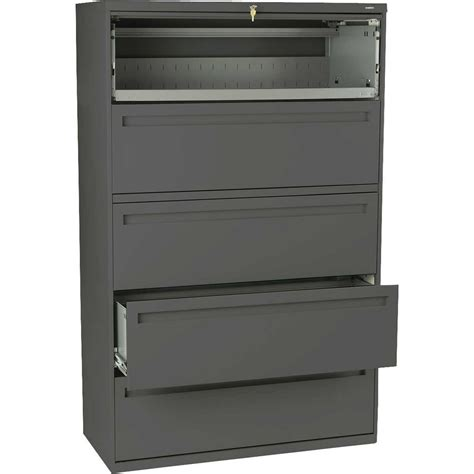 hon 5 drawer lateral file cabinet fireproof file cabinets costco mf cabinets
