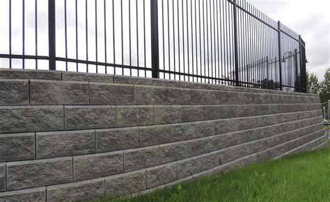 concrete garden wall price guide for various retaining walls zones