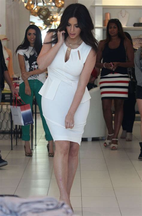 Whiens Dress Anak 03 in white dress shopping in los angeles