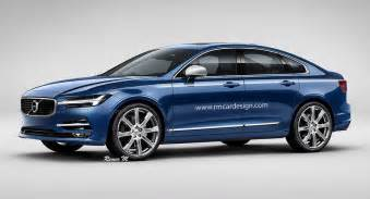 Volvo S 60 2018 Volvo S60 Rendering Looks Enough To Buy Motorshout