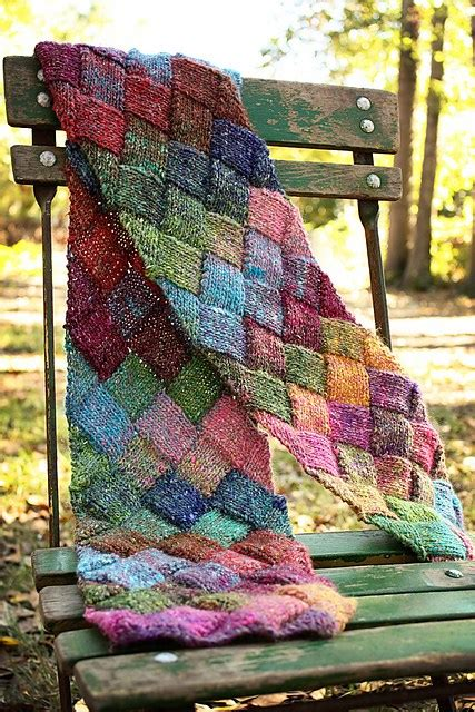 entrelac knitting tutorial entrelac knitting patterns in the loop knitting