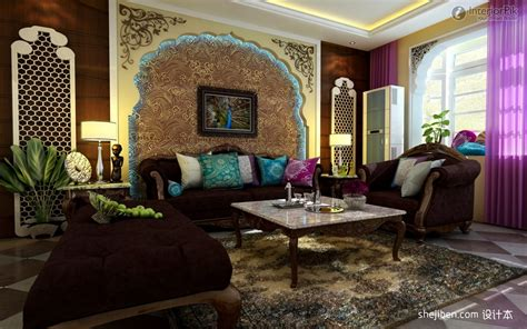 peacock home decor ideas peacock style rooms thai style living room sofa effect