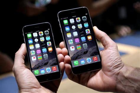 iphone 6 et iphone 6 plus deux astuces pour mieux se rendre compte de leur taille belgium iphone