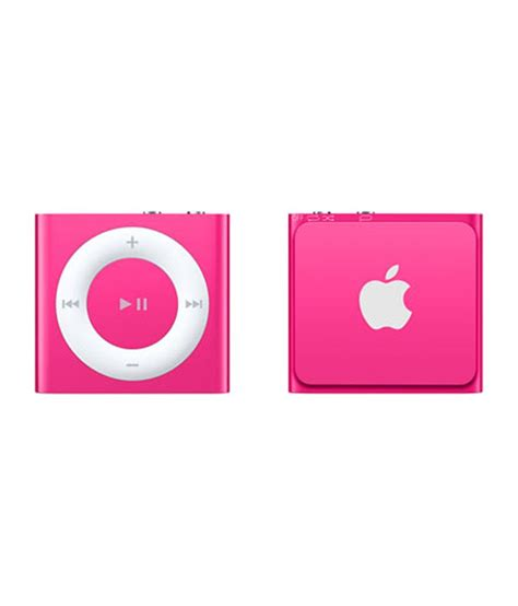 Apples Ipod Shuffle Now Out In A Selection Of Colours by Buy Apple Ipod Shuffle 2gb 2015 Edition Pink At