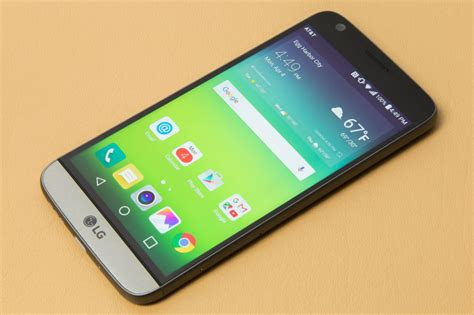 Www Hp Lg G5 Lg G5 Review An Interesting Idea Shoddily Executed Ars Technica