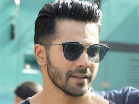 varun dhawan hair cutting name varun dhawan hairstyle 2017 new haircut pics watch mazale