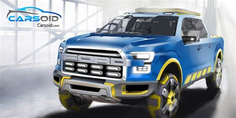 ford atlas rendered  future  bring photo