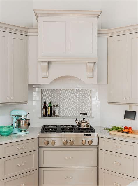 Kitchen Backsplash Niche Of Tiles Pro Remodeler