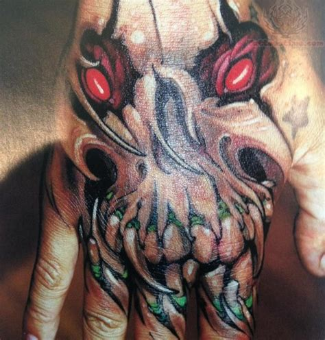 ink amp bone rad hand tattoos