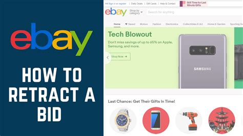 how to retract or cancel a bid on ebay youtube how to cancel or retract a bid on ebay free tutorial at