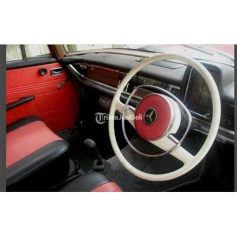 Ho3571c Dompet Fashion Model Mobil Retro Merah mercedes batman klasik antik c200 w110 1968 merah mulus terawat bandung dijual tribun