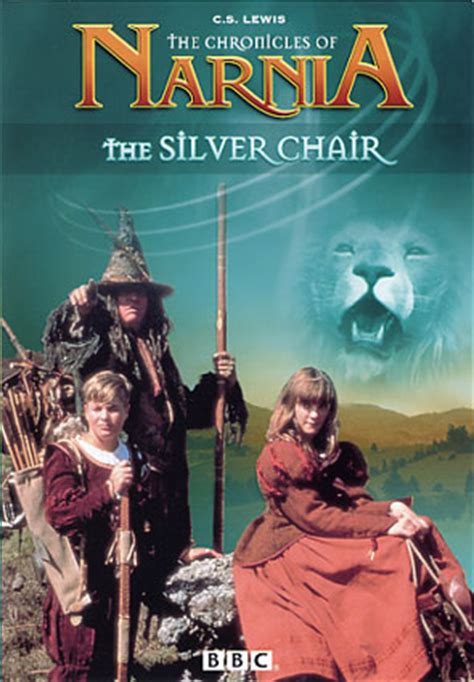 narnia film bbc bbc chronicles of narnia the silver chair dvd at