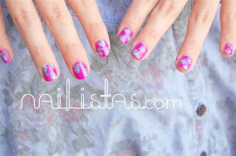imagenes uñas decoradas con flores unas decoradas con rosas unas decoradas con flores