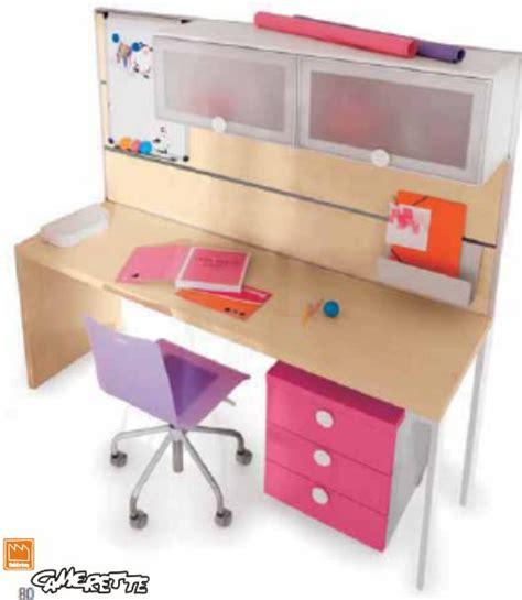 scrivania per bambini camerette rosa per bambine doimo cityline