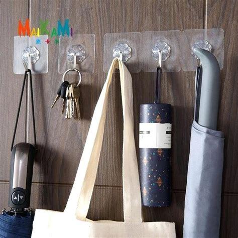 Wall Adhesive Hook adhesive wall hooks heavy duty self adhesive hooks