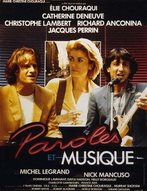 foreigner musique film paroles et musique de elie chouraqui cin 233 ma passion