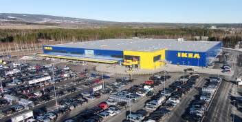 Effektiv Ikea Arkitektene Astrup Og Hellern Ikea Ringsaker
