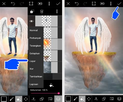 tutorial picsart android keren rumah edit foto android tutorial picsay pro picsart