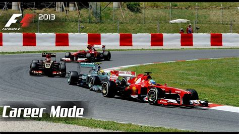 Prix Tv 3937 by F1 2013 Career Mode Season 3 Grand Prix