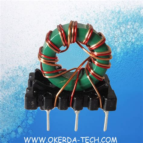 common mode choke toroid transformer shenzhen okerda science technology co ltd toroidal inductor common mode choke