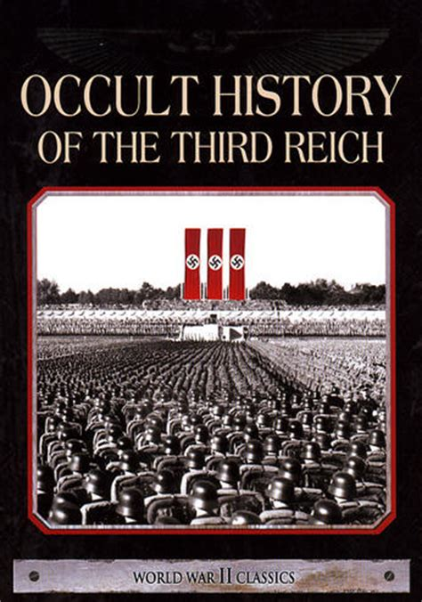 The Occult History Of The Third Reich Occult Biography Of   occult history of the third reich dvd discshop se