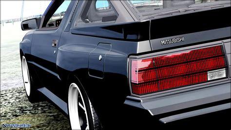 mitsubishi conquest interior released norby931 1988 mitsubishi starion esi r